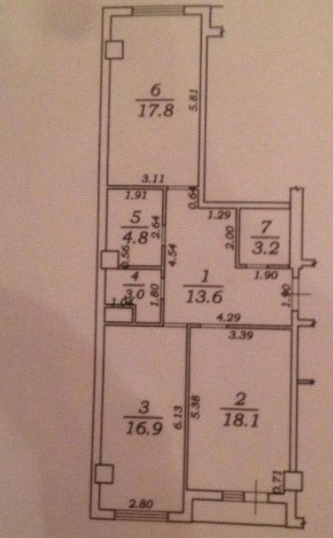 продажа двухкомнатной квартиры номер A-92002 в Киевском районе, фото номер 16